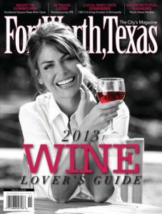 FTW Mag Nov 2013 Cover